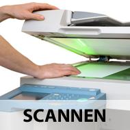 scannen Kopie